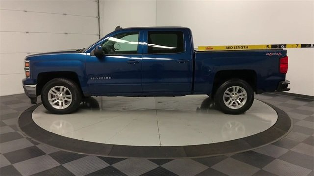 2015 Silverado 1500 Crew Cab 4x4, Pickup #W2701 - photo 30