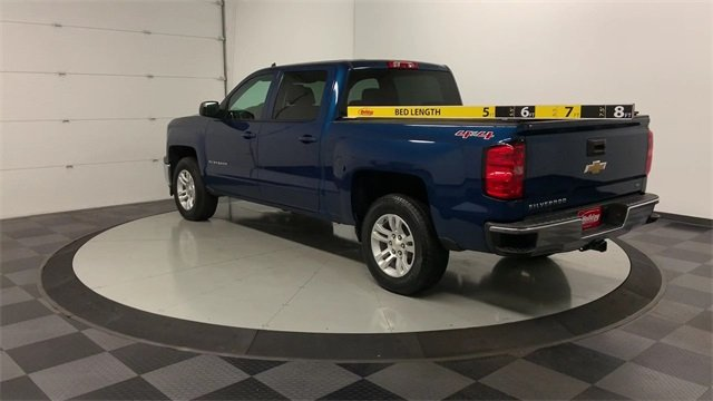 2015 Silverado 1500 Crew Cab 4x4, Pickup #W2701 - photo 31