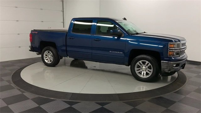 2015 Silverado 1500 Crew Cab 4x4, Pickup #W2701 - photo 33