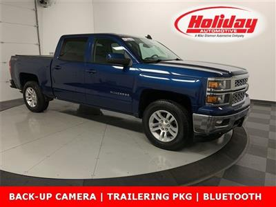 2015 Silverado 1500 Crew Cab 4x4, Pickup #W2701 - photo 1