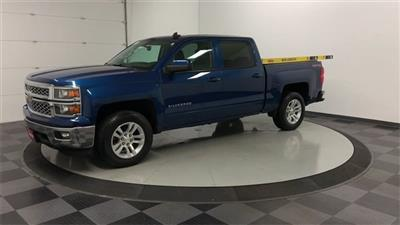 2015 Silverado 1500 Crew Cab 4x4, Pickup #W2701 - photo 3