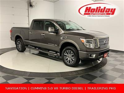 2016 Titan XD Crew Cab 4x4, Pickup #W2749 - photo 1