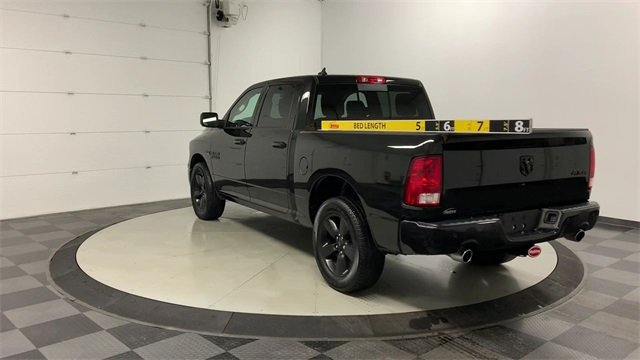 2018 Ram 1500 Crew Cab 4x4, Pickup #W2779 - photo 31