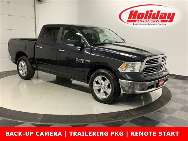 2018 Ram 1500 Crew Cab 4x4, Pickup #W2788 - photo 1