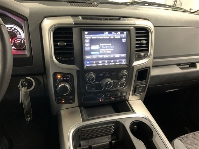 2018 Ram 1500 Crew Cab 4x4, Pickup #W2895 - photo 21