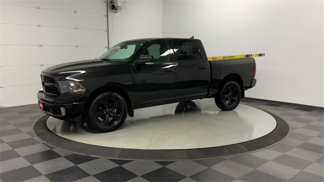 2018 Ram 1500 Crew Cab 4x4, Pickup #W2895 - photo 3