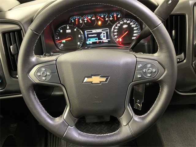 2018 Silverado 1500 Crew Cab 4x4, Pickup #W2908 - photo 18