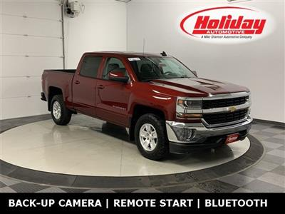 2018 Silverado 1500 Crew Cab 4x4, Pickup #W2908 - photo 1