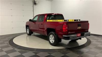 2018 Silverado 1500 Crew Cab 4x4, Pickup #W2908 - photo 33