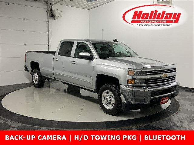 2018 Silverado 2500 Crew Cab 4x4, Pickup #W2945 - photo 1
