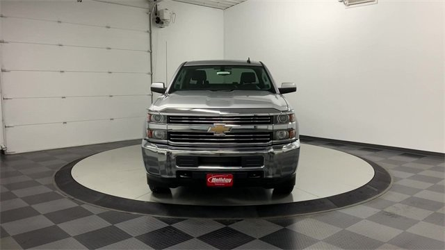 2018 Silverado 2500 Crew Cab 4x4, Pickup #W2945 - photo 30