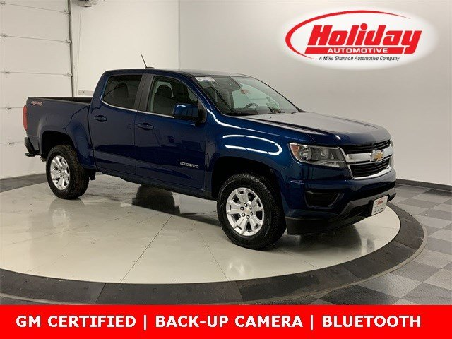 2019 Colorado Crew Cab 4x4, Pickup #W3074 - photo 1