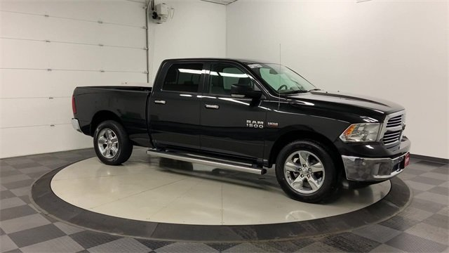 2017 Ram 1500 Crew Cab 4x4, Pickup #W3118 - photo 34