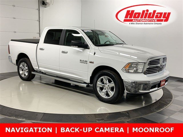 2017 Ram 1500 Crew Cab 4x4, Pickup #W3119 - photo 1
