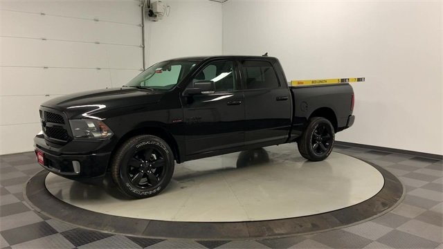 2018 Ram 1500 Crew Cab 4x4, Pickup #W3123 - photo 3