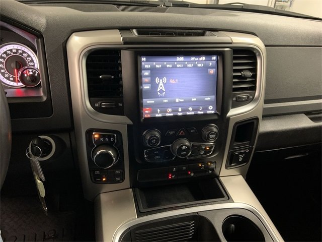 2018 Ram 1500 Crew Cab 4x4, Pickup #W3123 - photo 22