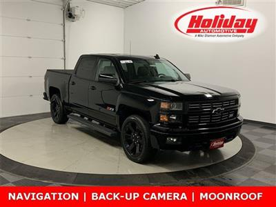 2015 Silverado 1500 Crew Cab 4x4, Pickup #W3155 - photo 1