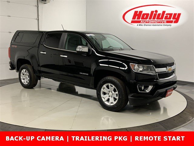 2016 Colorado Crew Cab 4x4, Pickup #W3160 - photo 1