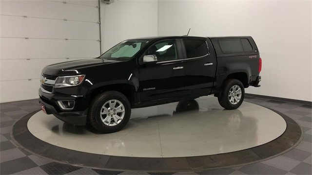2016 Colorado Crew Cab 4x4, Pickup #W3160 - photo 3
