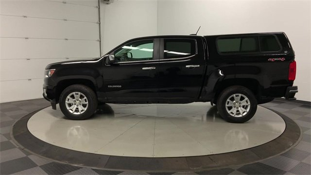 2016 Colorado Crew Cab 4x4, Pickup #W3160 - photo 33
