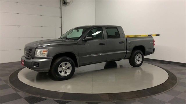 2011 Dakota Crew Cab 4x4, Pickup #W3186 - photo 3