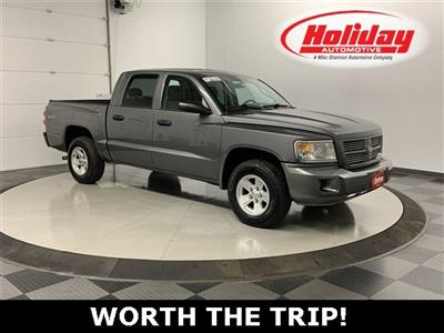 2011 Dakota Crew Cab 4x4, Pickup #W3186 - photo 1
