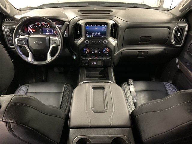 2019 Silverado 1500 Crew Cab 4x4, Pickup #W3243 - photo 4