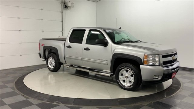 2010 Silverado 1500 Crew Cab 4x4, Pickup #W3404A - photo 26