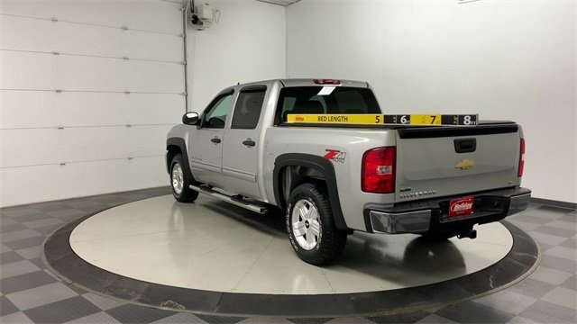 2010 Silverado 1500 Crew Cab 4x4, Pickup #W3404A - photo 29