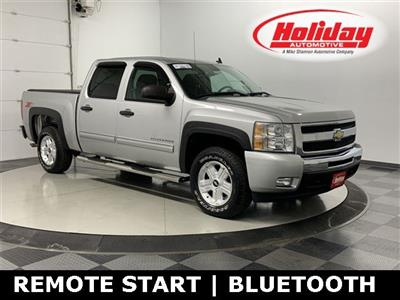 2010 Silverado 1500 Crew Cab 4x4, Pickup #W3404A - photo 1
