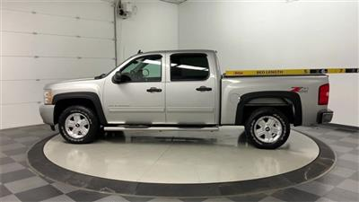 2010 Silverado 1500 Crew Cab 4x4, Pickup #W3404A - photo 28