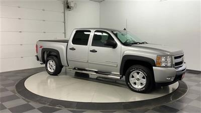 2010 Silverado 1500 Crew Cab 4x4, Pickup #W3404A - photo 31