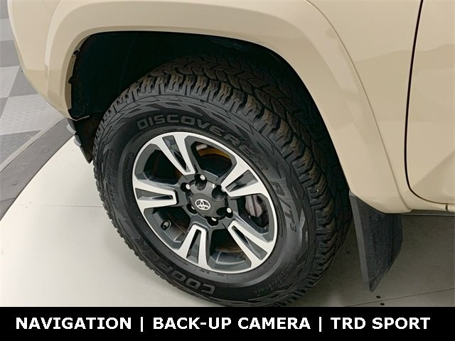 2017 Tacoma Double Cab 4x4, Pickup #W3407A - photo 12