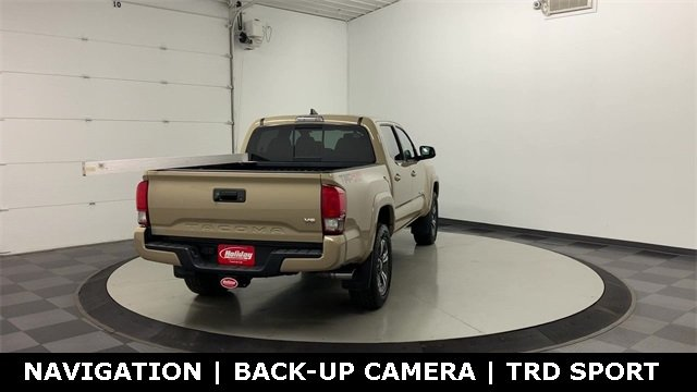 2017 Tacoma Double Cab 4x4, Pickup #W3407A - photo 2