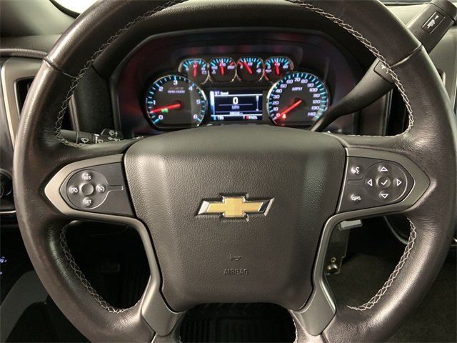 2018 Silverado 1500 Double Cab 4x4, Pickup #W3564 - photo 20