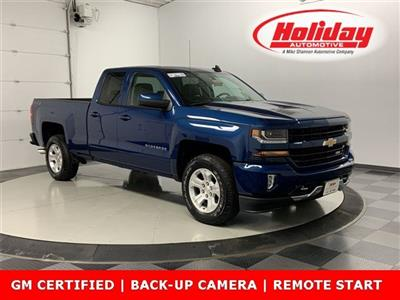 2018 Silverado 1500 Double Cab 4x4, Pickup #W3564 - photo 1