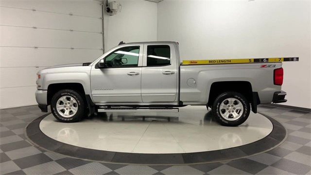 2018 Silverado 1500 Double Cab 4x4, Pickup #W3567 - photo 32