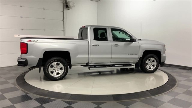 2018 Silverado 1500 Double Cab 4x4, Pickup #W3567 - photo 34