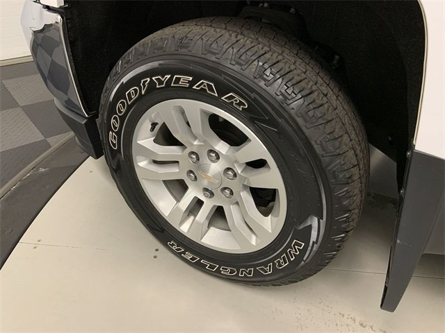 2018 Silverado 1500 Double Cab 4x4, Pickup #W3580 - photo 11