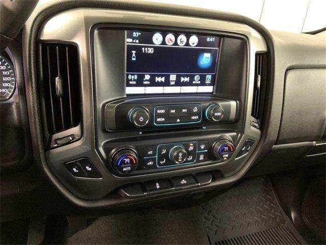 2018 Chevrolet Silverado 1500 Double Cab 4x4, Pickup #21C453A - photo 23