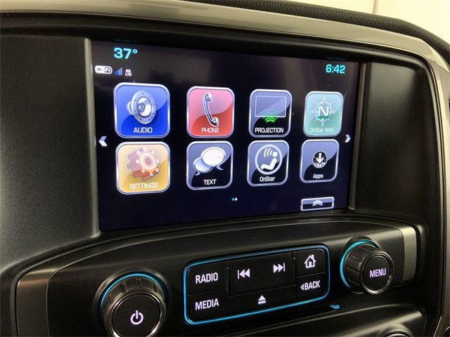2018 Chevrolet Silverado 1500 Double Cab 4x4, Pickup #21C453A - photo 35