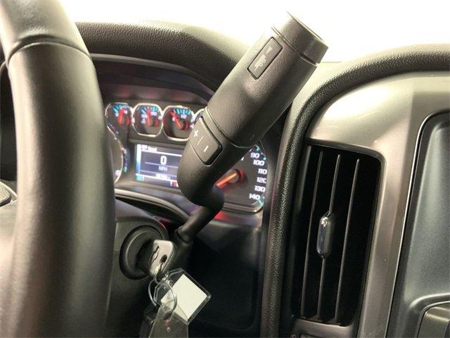 2018 Chevrolet Silverado 1500 Double Cab 4x4, Pickup #21C453A - photo 28
