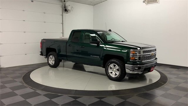 2015 Silverado 1500 Double Cab 4x4, Pickup #W3596A - photo 30