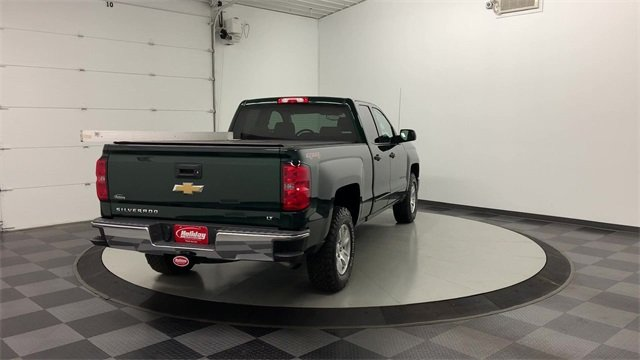 2015 Silverado 1500 Double Cab 4x4, Pickup #W3596A - photo 2