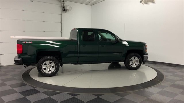2015 Silverado 1500 Double Cab 4x4, Pickup #W3596A - photo 35