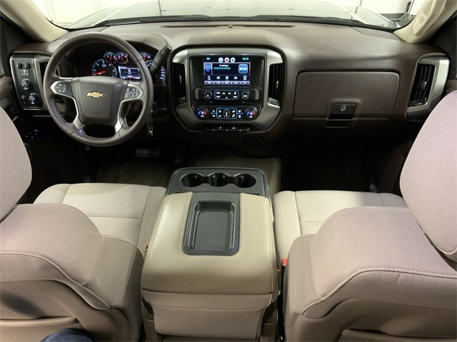 2015 Silverado 1500 Double Cab 4x4, Pickup #W3596A - photo 3