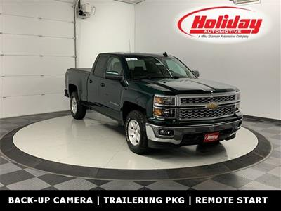 2015 Silverado 1500 Double Cab 4x4, Pickup #W3596A - photo 1