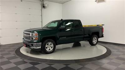 2015 Silverado 1500 Double Cab 4x4, Pickup #W3596A - photo 32