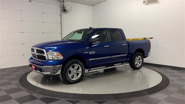 2016 Ram 1500 Crew Cab 4x4, Pickup #W3820A - photo 33