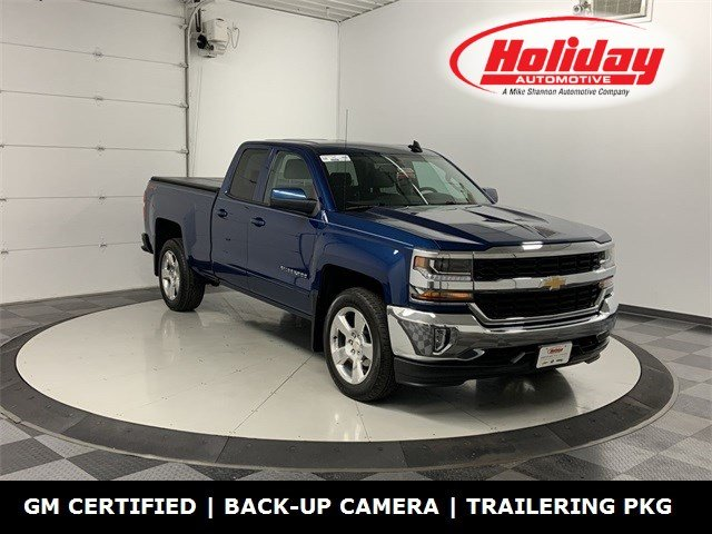 2018 Silverado 1500 Double Cab 4x4, Pickup #W3822 - photo 1